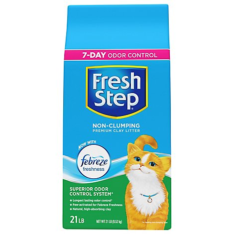 Fresh Step Litter Regular - 21 LB