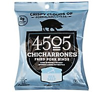 4505 Chicharrones Pork Rinds Sea Salt - 1.1 OZ