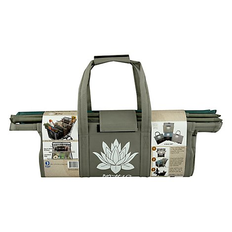 Lotus Trolley Bag- Earth Tones - EA