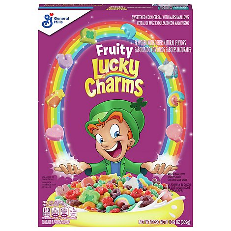 Fruity Lucky Charms Cereal - 10.9 OZ