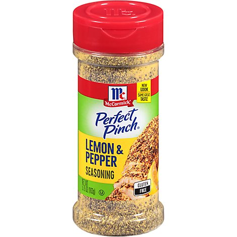 Mcrmck Perfect Pinch Lemon Pepper - 5.75 OZ