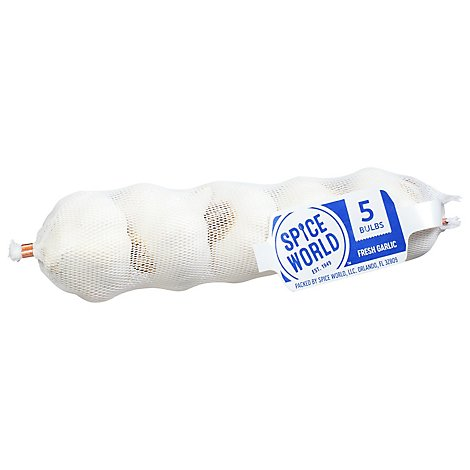 Garlic Sleeved - EA