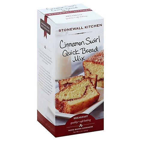 Stonewall Cinnamon - 17 OZ
