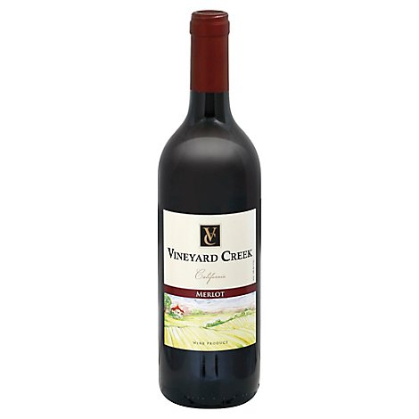 Vinyard Creek Merlot - 750 ML