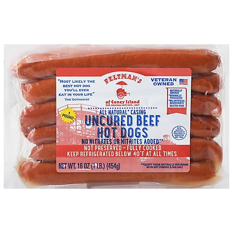 Feltmans Hot Dog - 16 OZ