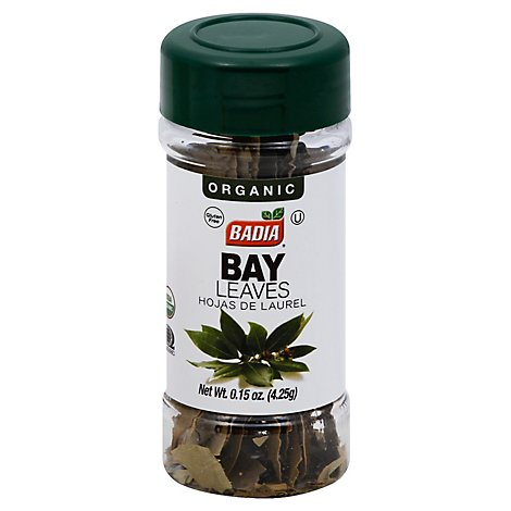 Badia Bay Leaves Org - 0.15 OZ