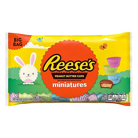 Reeses Easter Pb Cups - 18.5 OZ