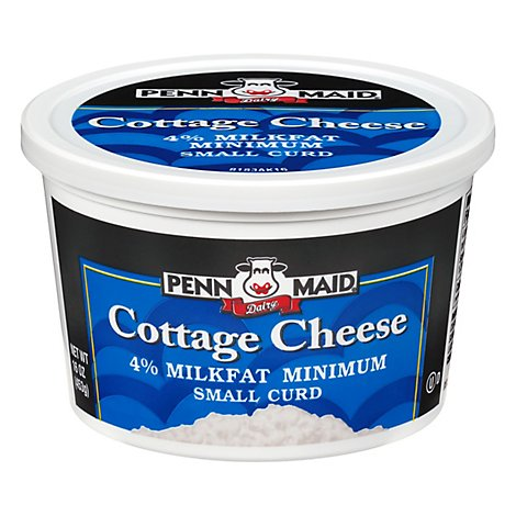 Penn Maid Small Curd Cottage Cheese - 16 OZ