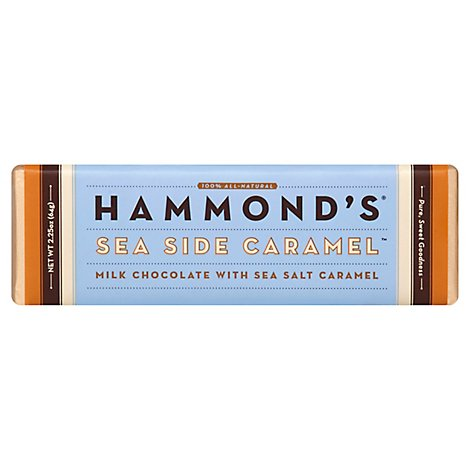 Hammonds Seaside Crml Milk Choc - 2.25 OZ