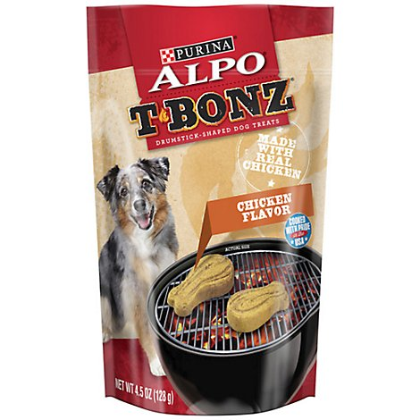 Alpo Tbonz Chicken - 4.5 OZ
