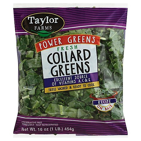 Taylor Farms Collard Greens - 16 OZ