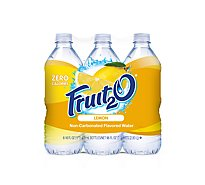 Fruit2o Lemon Purified Water - 6-16 FZ
