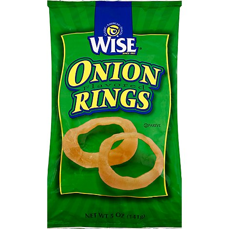 Wise Onion Rings - 5 Oz