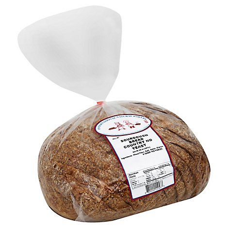 Sourdough Country No-yeast Bread From International Natural Bakery - 20 OZ