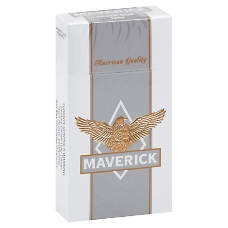 Maverick Silver Box - CTN