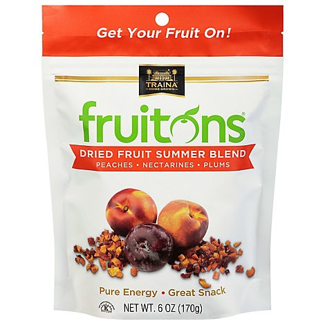 Traina Fruitons Summer Blend - 6 OZ