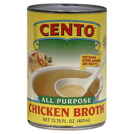 Cento Ready To Serve Chicken Broth - 14.5 OZ
