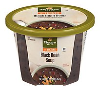 Panera Black Bean Soup - 16 OZ