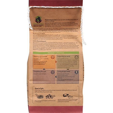 If You Care Lighters Fire - EA