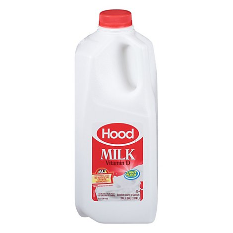 Hood Vitamin C And D Whole Milk - HG