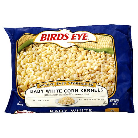 Birdseye Corn Baby White - 16 OZ