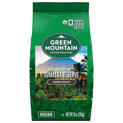 Gm Sumatran  Bag Cof - 10 OZ
