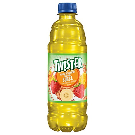 Twister Orange Strawberry Banana Burst - 16.9 FZ