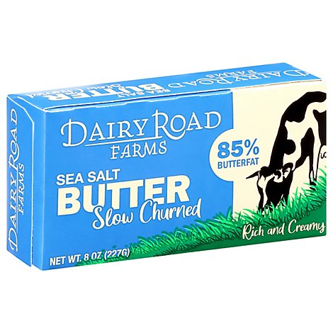 Truly Grass Fed Irish Salted Butter - 8 OZ
