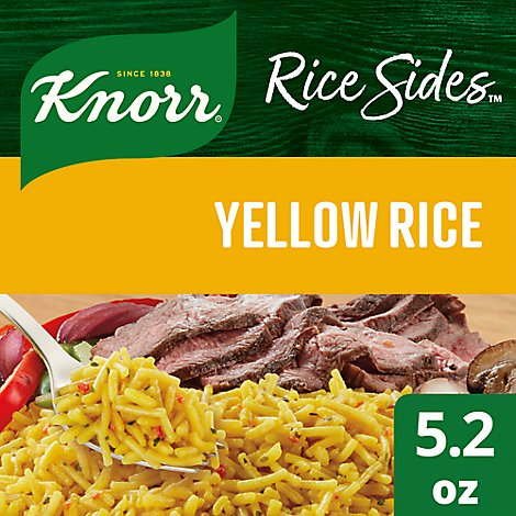 Knorr R&s Yellow Rice - 5.2 OZ
