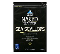 Scallops 20/30 Msc Naked Wild - 16 OZ