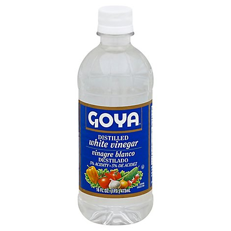 Goya White Vinegar - 16 FZ