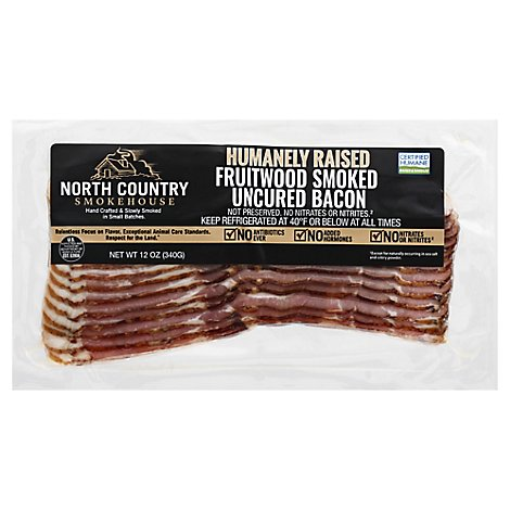 North Country Smokehouse Bacon - 12 OZ