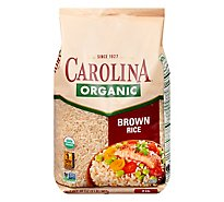 Carolina Organic Brown Rice - 2 LB