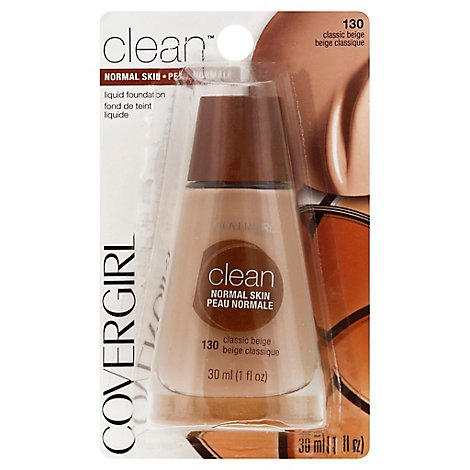 Cover Girl Clean Liquid Classic Beige 130 - 1 FZ