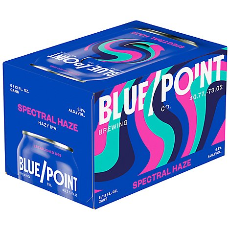 Blue Point The Ipa In Bottles - 6-12 FZ