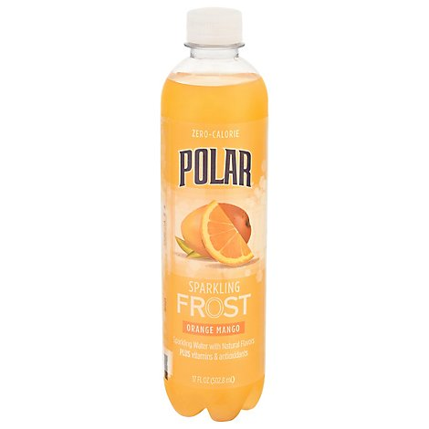 Polar Sprklng Orange Mango - 17 FZ