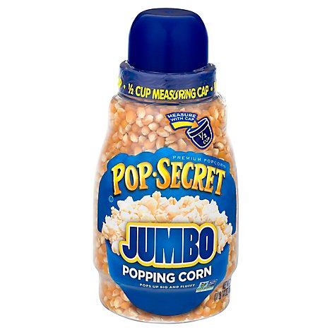 Pop Secret Jumbo Popping Corn - 30 OZ