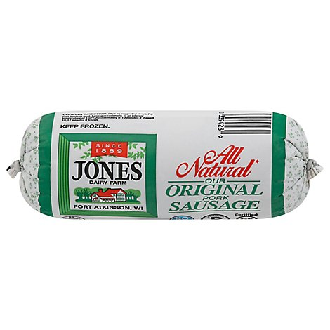 Jones Pork Sausage Roll - 12 OZ