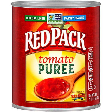 Red Pack Tomato Puree - 29 OZ