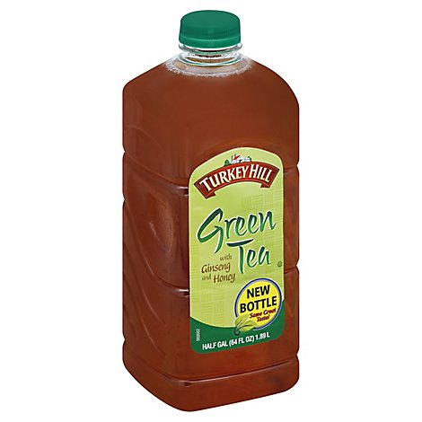 Turkey Hill Green Tea - 64 FZ