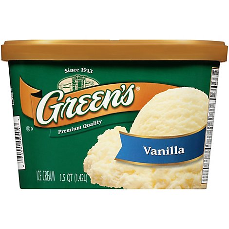 Green Vanilla 6 48 Ounce - 1.5 QT