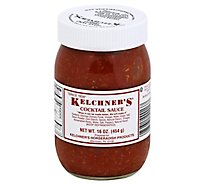 Kelchners Cocktail Sauce - 16 OZ