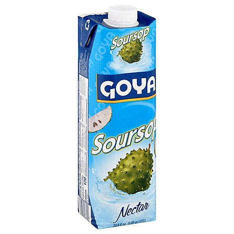 Goya Soursop Nectar - 33.8 OZ