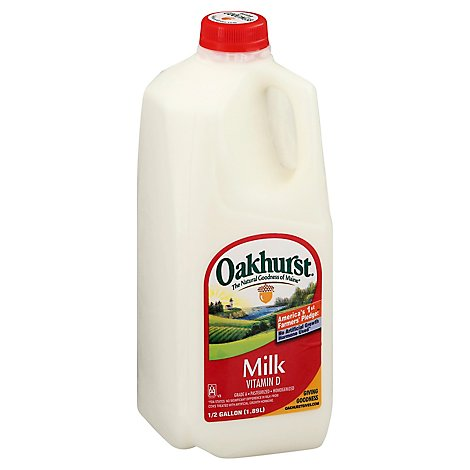 Oakhurst Milk Whole Uht - 64 FZ