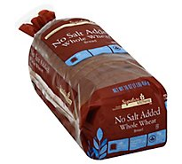 Signature Select N/s Wheat Bread - 16 OZ