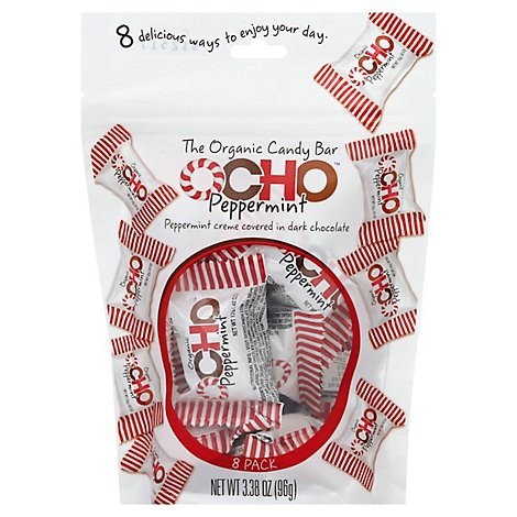 Ocho Candy Peppermint Cream - 3.38 OZ