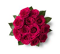 Debi Lilly Dozen Rose Bouquet - EA