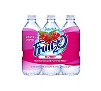 Fruit2o Raspberry Purified Water - 6-16 FZ