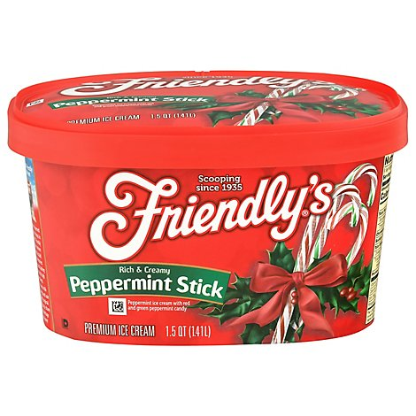Friendly's Seasonal - 1.5 QT