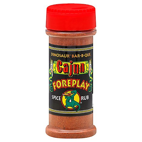 Dinosaur Cajun Bar Be Que Spice Rub - 5.5 OZ